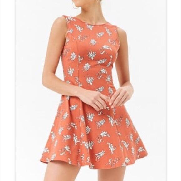 Forever 21 Dresses & Skirts - NWT Forever 21 Skater Dress